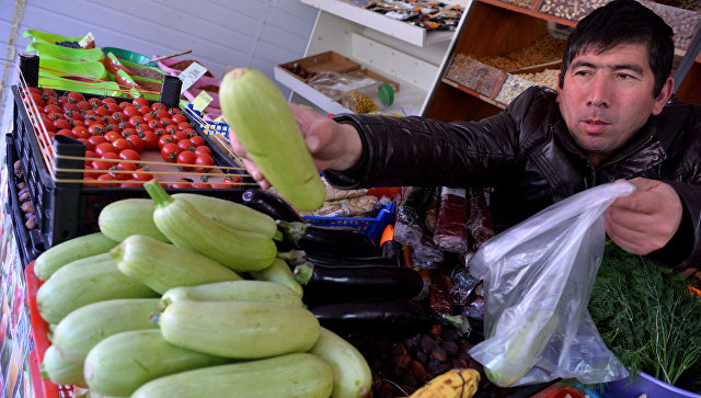 Россельхознадзор запретил с 22 сентября ввоз овощей и фруктов из Египта