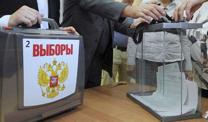 В Иркутской области в 8:00 стартовали выборы