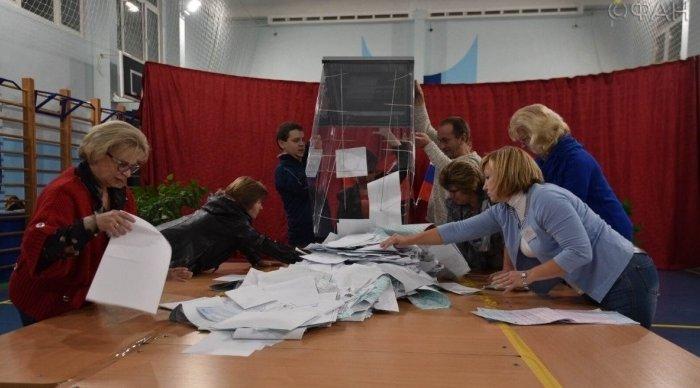 ВИркутской области «Единая Россия» лидирует с 38,59% голосов после подсчета 97,8% протоколов