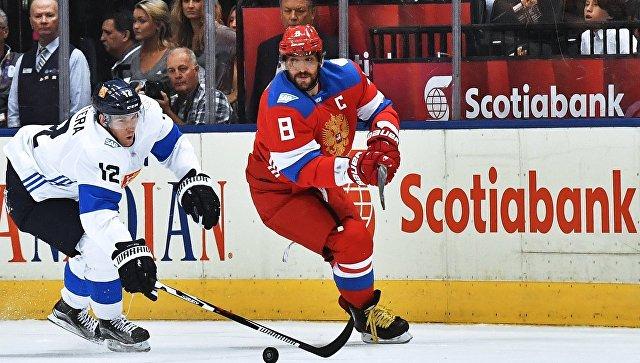 Россия прошла в полуфинал Кубка мира по хоккею