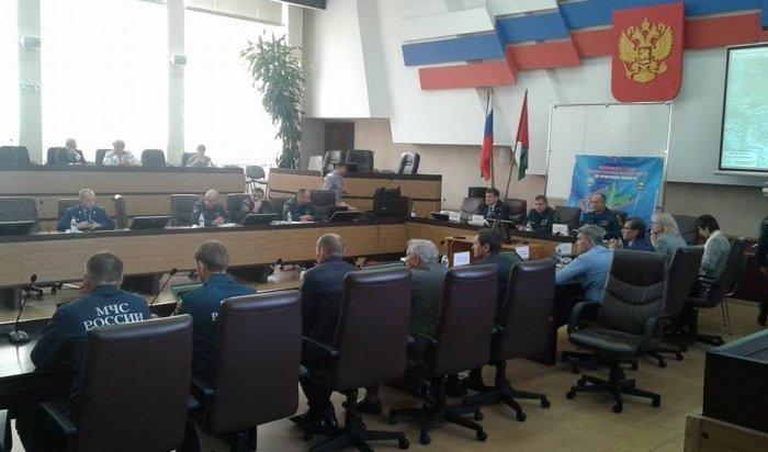 В Братском районе 26 сентября ввели режим ЧС из-за лесных пожаров