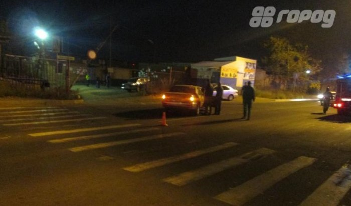 В Братске женщина на автомобиле Toyota Corona сбила школьника