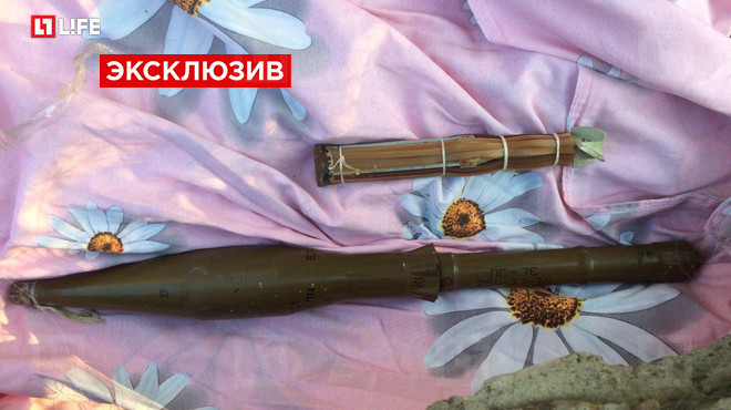 Житель Иркутска нашел боеприпас для гранатомёта в районе бульвара Рябикова