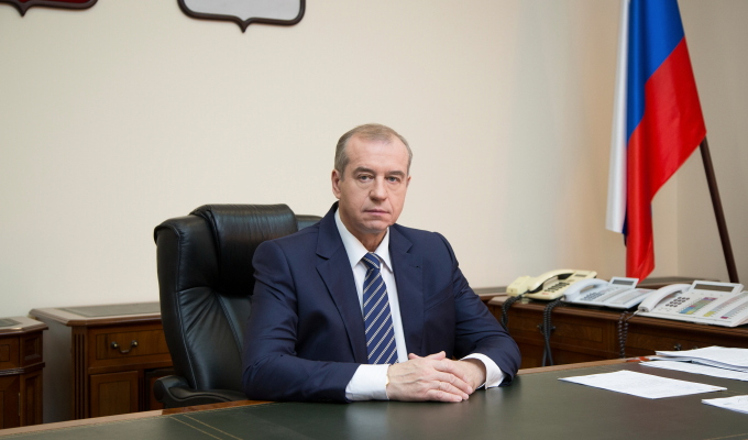 Сергей Левченко попросил президента России включить Приангарье впроект «лесной амнистии»