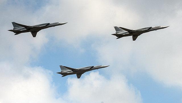 ВИсландии бомбардировщики РФсблизились спассажирским самолетом