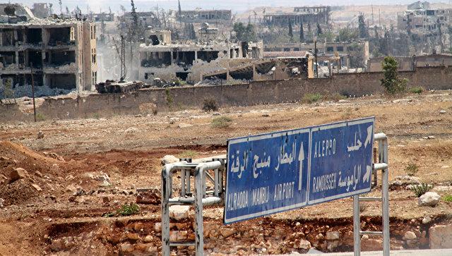 Боевик «Ан-Нусры»: «США поставили группировке комплексы TOW»