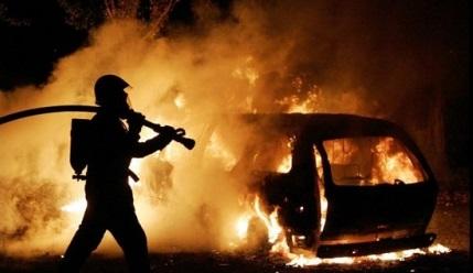 264 автомобиля сгорели в Иркутской области с начала года