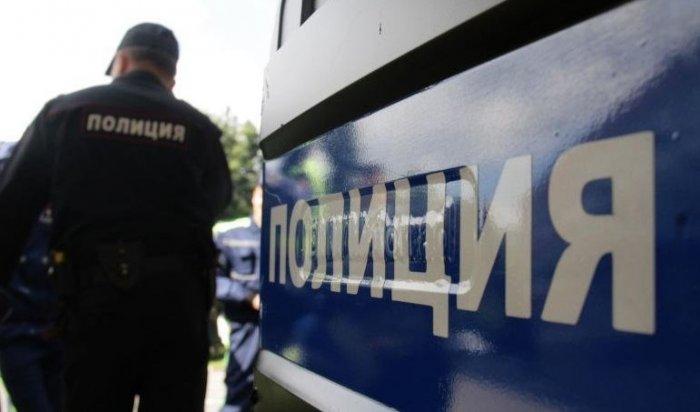 В Иркутске задержаны трое мужчин, совершивших два ограбления за минуту