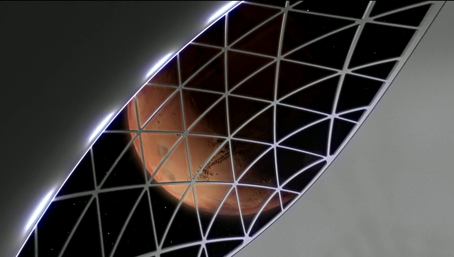 Глава SpaceX представил план колонизации Марса