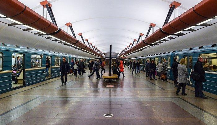 ВМоскве упассажира метро изъяли пакет сбоеприпасами