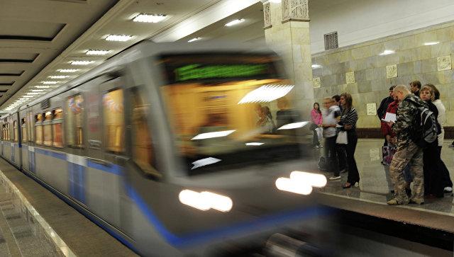 ВМоскве задержан мужчина, обстрелявший поезд вметро