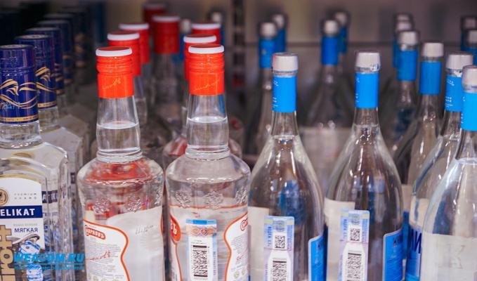 В Иркутске задержан предприниматель, пытавшийся дать взятку полицейскому за незаконную продажу алкоголя