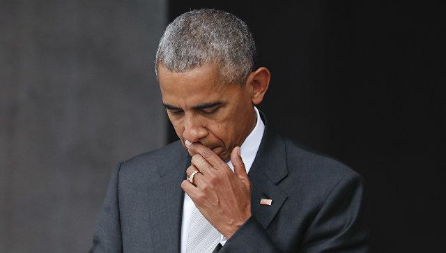 Обама назвал ошибкой принятие конгрессом закона обисках кЭр-Рияду