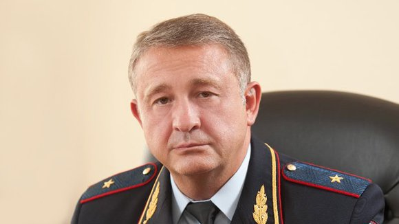 Начальник МУР увольняется изорганов внутренних дел