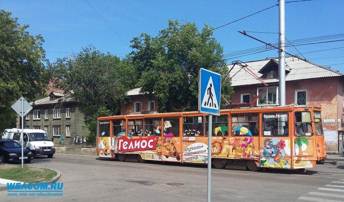 Дума Иркутска утвердила программу развития транспортной инфраструктуры