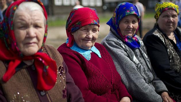 ВИркутске чествовали пожилых людей
