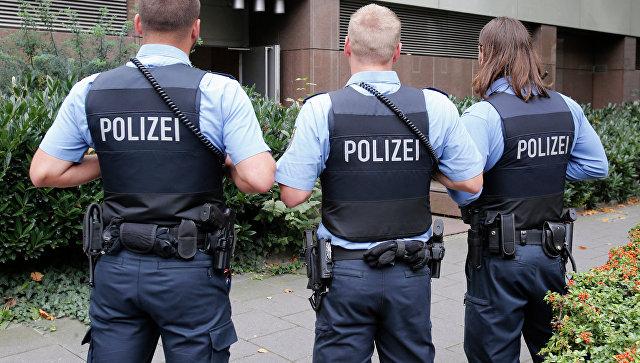 ВГермании произошла массовая драка между немцами имигрантами