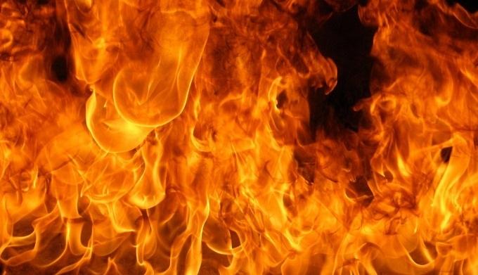 В Ангарске на пожаре погиб 62-летний мужчина