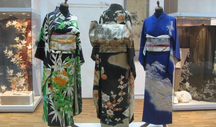 В Иркутске 7 октября откроется выставка «Тысяча и одно кимоно»