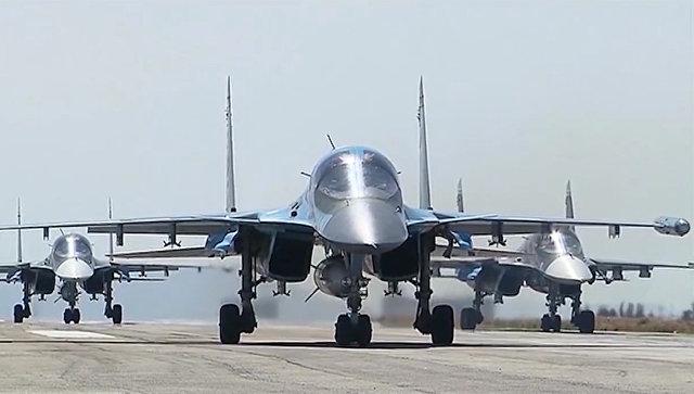 Госдума может ратифицировать договор обессрочном размещении ВКС вСирии
