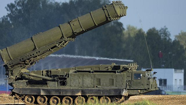 СМИ: США заявили оразмещении Россией системы ПВО С-300 вСирии