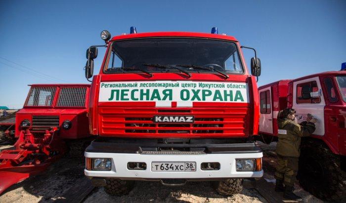 В Иркутской области потушены все лесные пожары