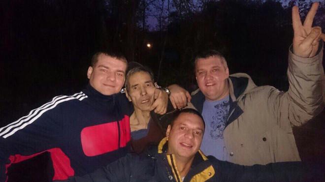 ВХабаровске проверят селфи полицейских сопасным преступником