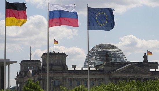 Германия может ввести санкции против России из-за Сирии