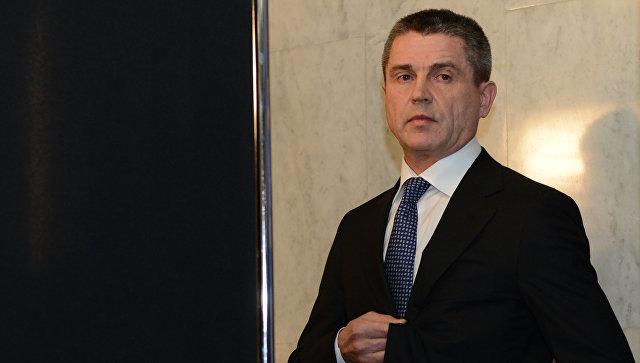 Путин освободил Маркина от должности официального представителя СКР