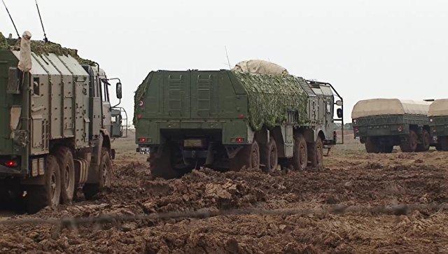 Разведка США заявила опереброске ракет «Искандер-М» вКалининград