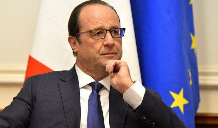 Олланд может отменить встречу сПутиным вПариже