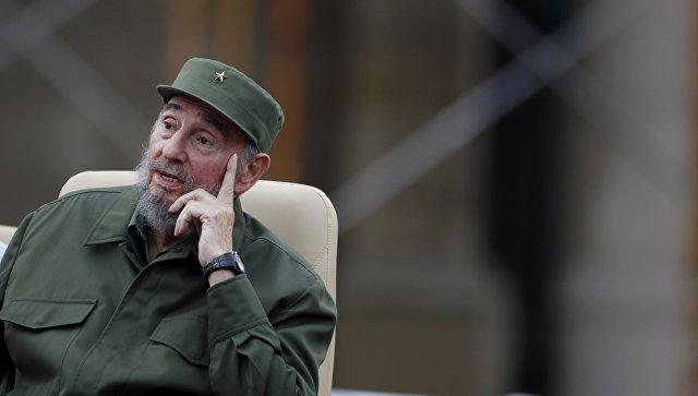 Фидель Кастро предложил наградить Обаму иТрампа глиняной медалью