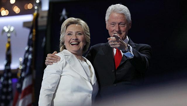 WikiLeaks: «Экс-глава фонда Клинтон хотела покончить ссобой»
