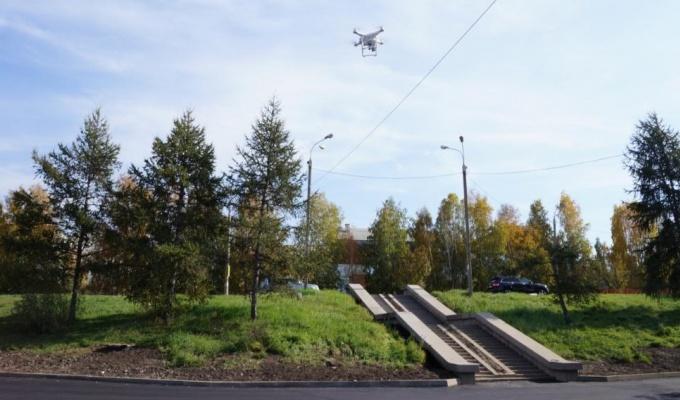 В Иркутске благоустроили набережную в микрорайоне Солнечном