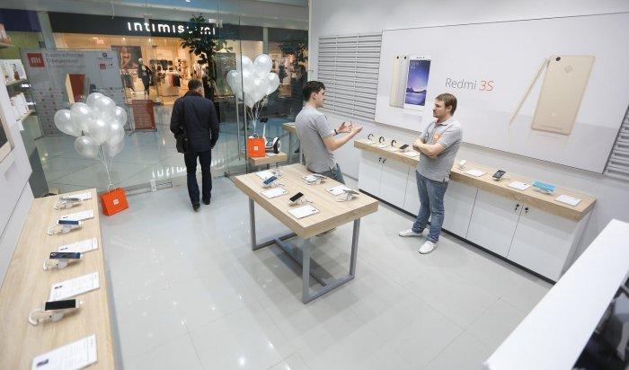 Xiaomi открыл первый монобрендовый магазин вРоссии