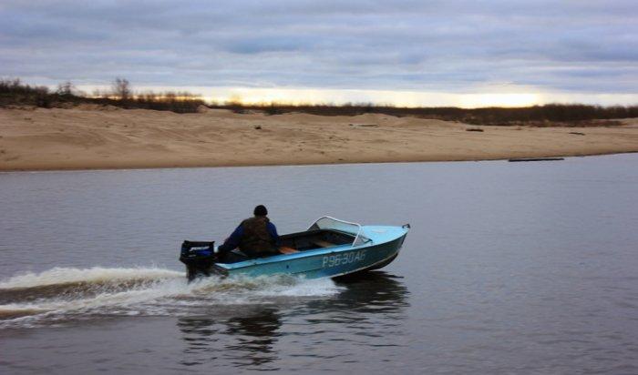 В Приангарье на реках закрыли навигацию