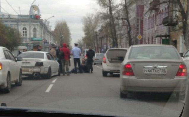 В Иркутске на улице Карла Маркса сбили 9-летнего ребенка