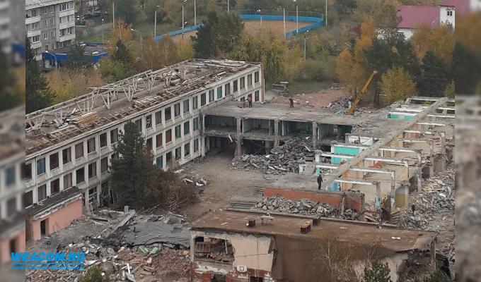 В Иркутске планируют открыть планетарий в новом здании школы №19