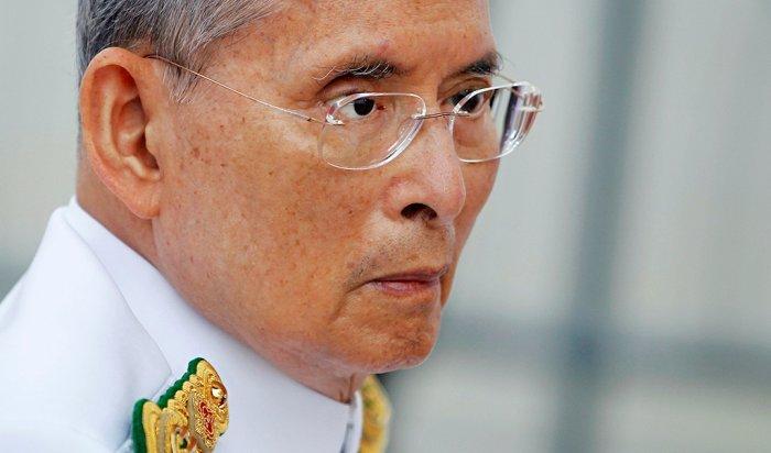 Умер король Таиланда Пхумипон Адульядет