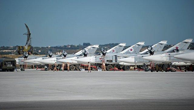 Путин ратифицировал соглашение сСирией оразмещении авиагруппы ВКС РФ