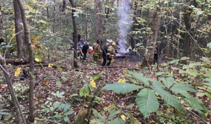 В Огайо разбился легкомоторный самолет