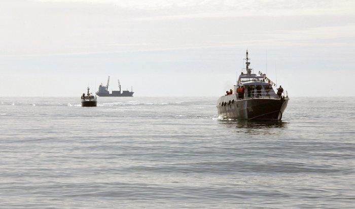 ВПриморье при задержании судна изКНДР пострадали два пограничника