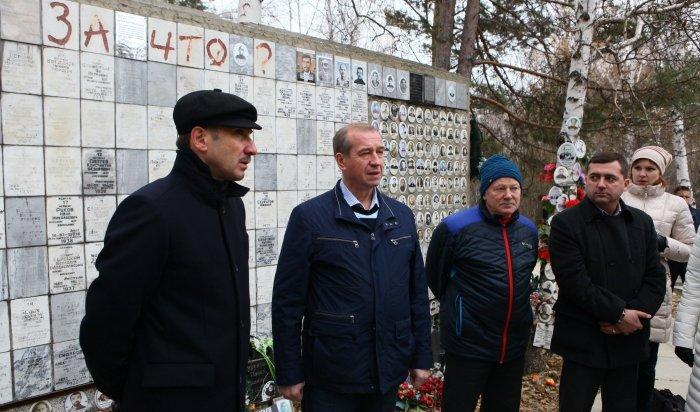 В Иркутском районе ремонтируют мемориал захоронения жертв массовых политических репрессий