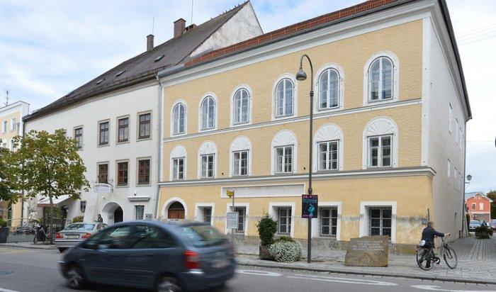 ВАвстрии из-за нашествия неофашистов снесут дом Гитлера