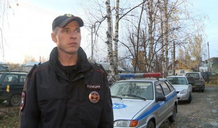 Вологодский полицейский на ходу остановил автомобиль с потерявшим сознание водителем