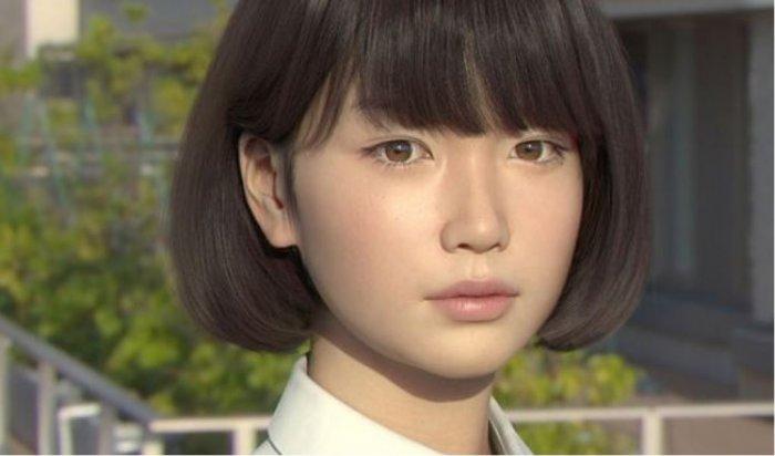 Как живая: Японцы создали неотличимую отреальной компьютерную девушку