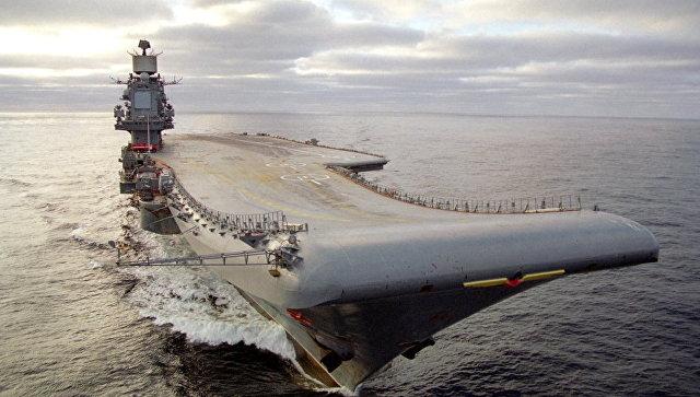 ВНАТО заявили, что Россия направила вСирию «весь Северный флот»