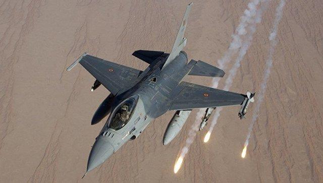 Бельгия обвинила Россию вфабрикации данных обударе F-16поСирии