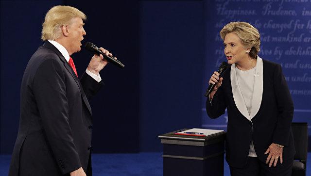 Клинтон случайно выдала ядерные секреты США вовремя дебатов