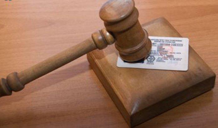 ВИркутске водителя «Хонды», сбившего женщину сребенком наСергеева, лишили прав на1,5года